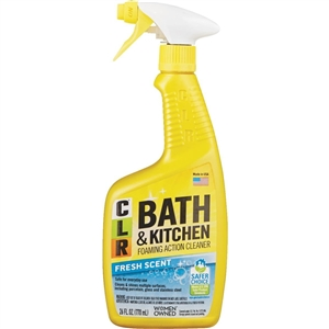 Clr Enhanced Bagthroom Kitchen Cleaner