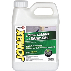 Jomax House Cleaner Amp Mildew Killer Concentrate
